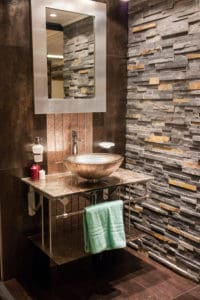 Allen Roth mirrors: Hanging one in a bathroom