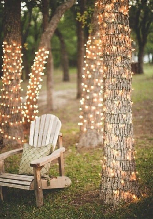 Outdoor Christmas lights for non-Chritmas time #christmasLights #ropeLights #lighting #lights #ledLights #stringLights #backyardLighting #outdoorLights #OutdoorLighting
